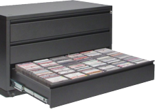 cd storage capacity, dvd storage capacity