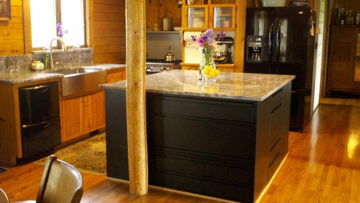 Click here to visit Kitchen Islands & Cabinetry